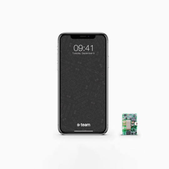 smart phone and small circuit board