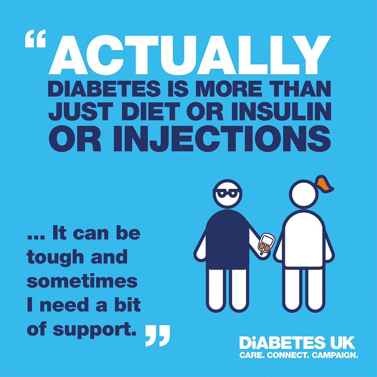 diabetes-week-message-its-tough