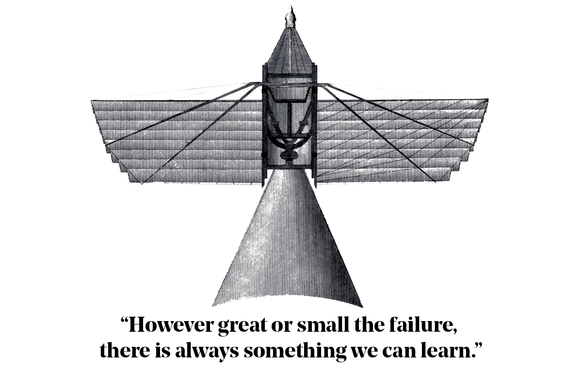 always-learning-failure-friend-quote